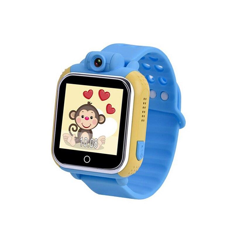 For Kids Bakeey V75 Kids Children Smart Watch SOS GPS Location Tracker 3G Network WiFi Camera Pedometer Phone Watch Wristband стоимость
