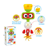 Kids Bathing Toys Bath Shower Toys Shower Toy For Baby Kid Water Pump With Bucket And