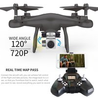 RC drone SMRC S10 2.4G RC Quadrocopter Drone With 720P HD Camera FPV WIFI Quadcopter Professional Remote Control Aircraft Toys!