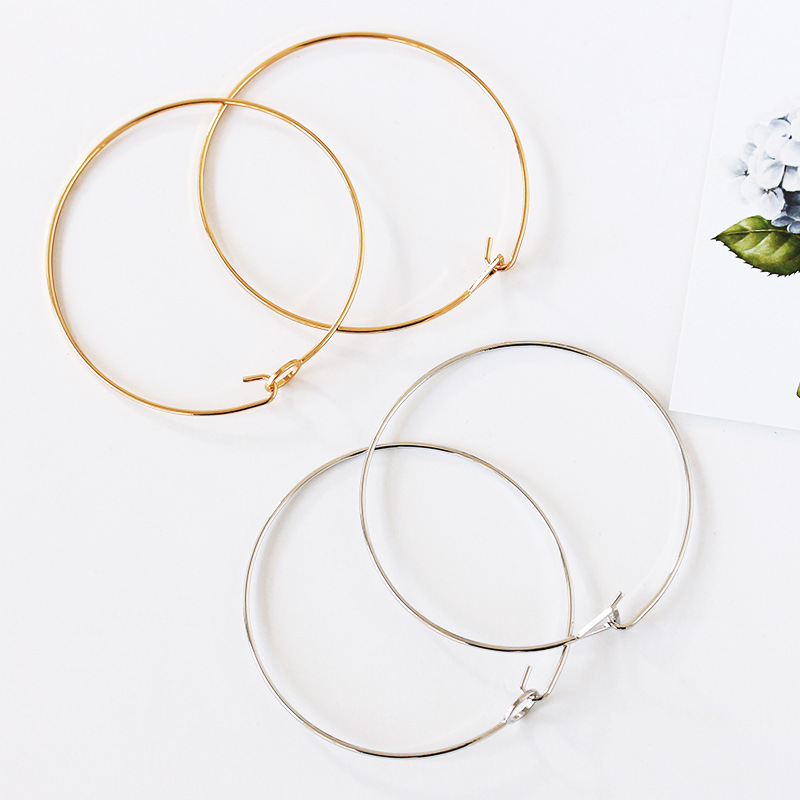 Classic Adjustable round Bracelets Bangles for Women Gold Wrapped Arrow Wire Cuff Bangles Party Gift Female in Bangles from Jewelry Accessories