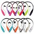 HBS-900 Wireless Bluetooth 3.0 Neckband Style Headset Sport Stereo Headphone in-Ear Earbuds Earphone For iPhone HBS 900 In-Ear
