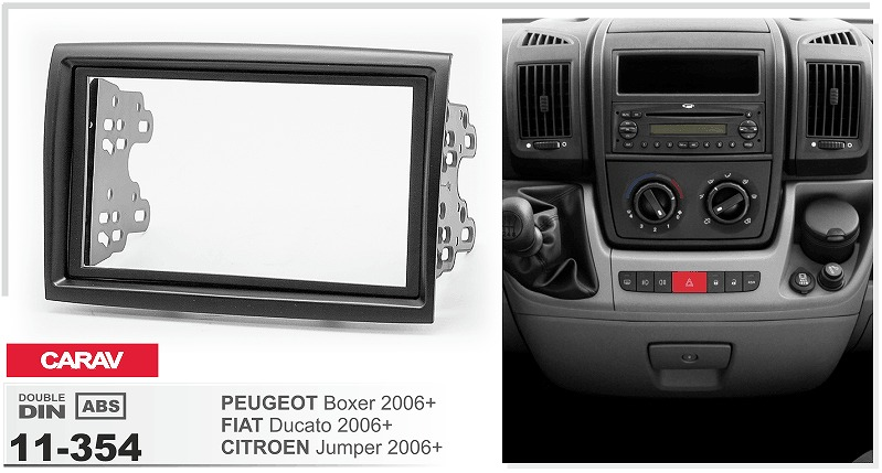 frame android 6 0 car dvd for peugeot boxer fiat ducato. Black Bedroom Furniture Sets. Home Design Ideas
