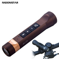 Outdoor Bluetooth Speakers LED Flashlight Picnic Travel With Mobile Power Support TF Card MP3 Player FM