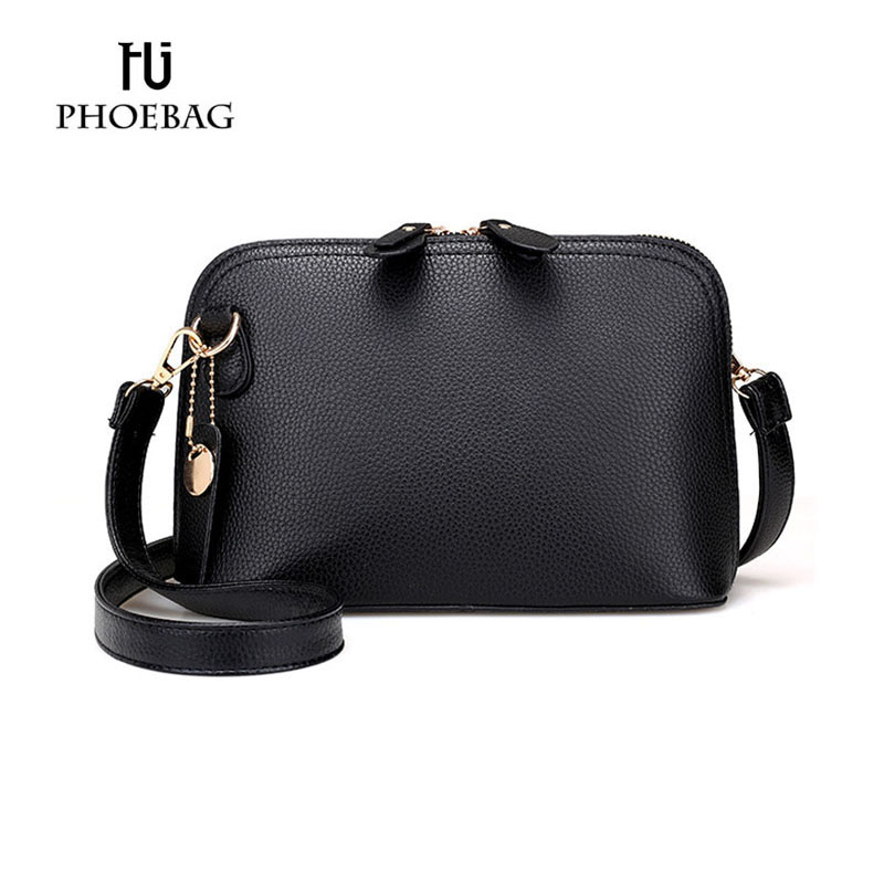 HJPHOEBAG 2017 Small Shell Bag Fashion Shoulder Bag New Women Messenger Bag Hot Sale pu leather lady Messenger Bags XB-458 2017 fashion men winter models comfortable soft driving shoes men s anti skid shoes pu leather quality casual shoes