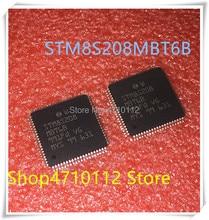 NEW 10PCS/LOT STM8S208MBT6B STM8S208 MBT6B STM8S208MBT6 LQFP-80 IC