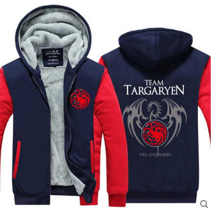 Fashion Kids Winter Jacket Coat  Game Of Thrones Cosplay Dragon Coat Daenerys Targaryen Fur Hoodie Sweatshirt For Big Children lucky john croco spoon big game mission 24гр 004