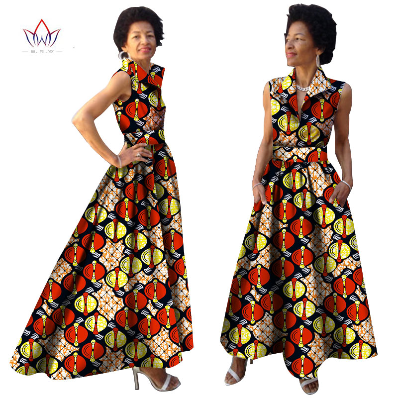 online shop 2017 african summer dress dashiki dress african bazin