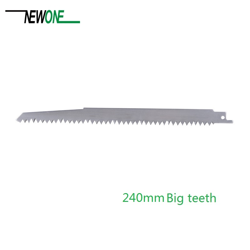 Stainless Steel Saw Blades Multi Cutting For Wood, Frozen Meat, Bone On Reciprocating Saw Power Tools Accessories