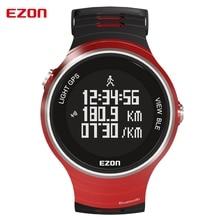 Famous Brand EZON G1 Men Sport Watch GPS Track Bluetooth Smart Intelligent Sports Running Watch Men Digital Watches for Phones