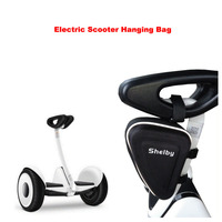 Xiaomi Mini Scooter Charger Bag Foot Control Hanging Bag Phone Key Portable Triangle Travelling Bag For