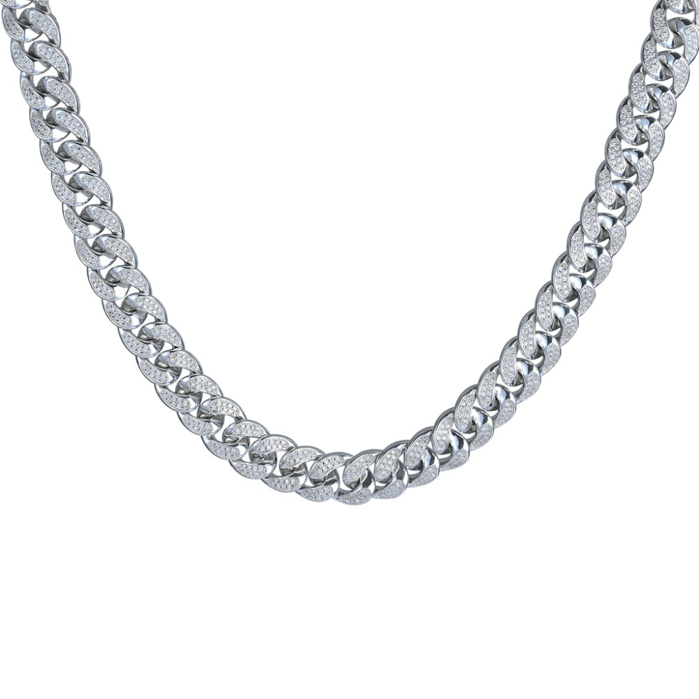 Hiphop-New-Style-Male-Cubic-Zircon-Micro-Paved-Gold-Color-Bling-All-Iced-Out-Jewelry-Cuban