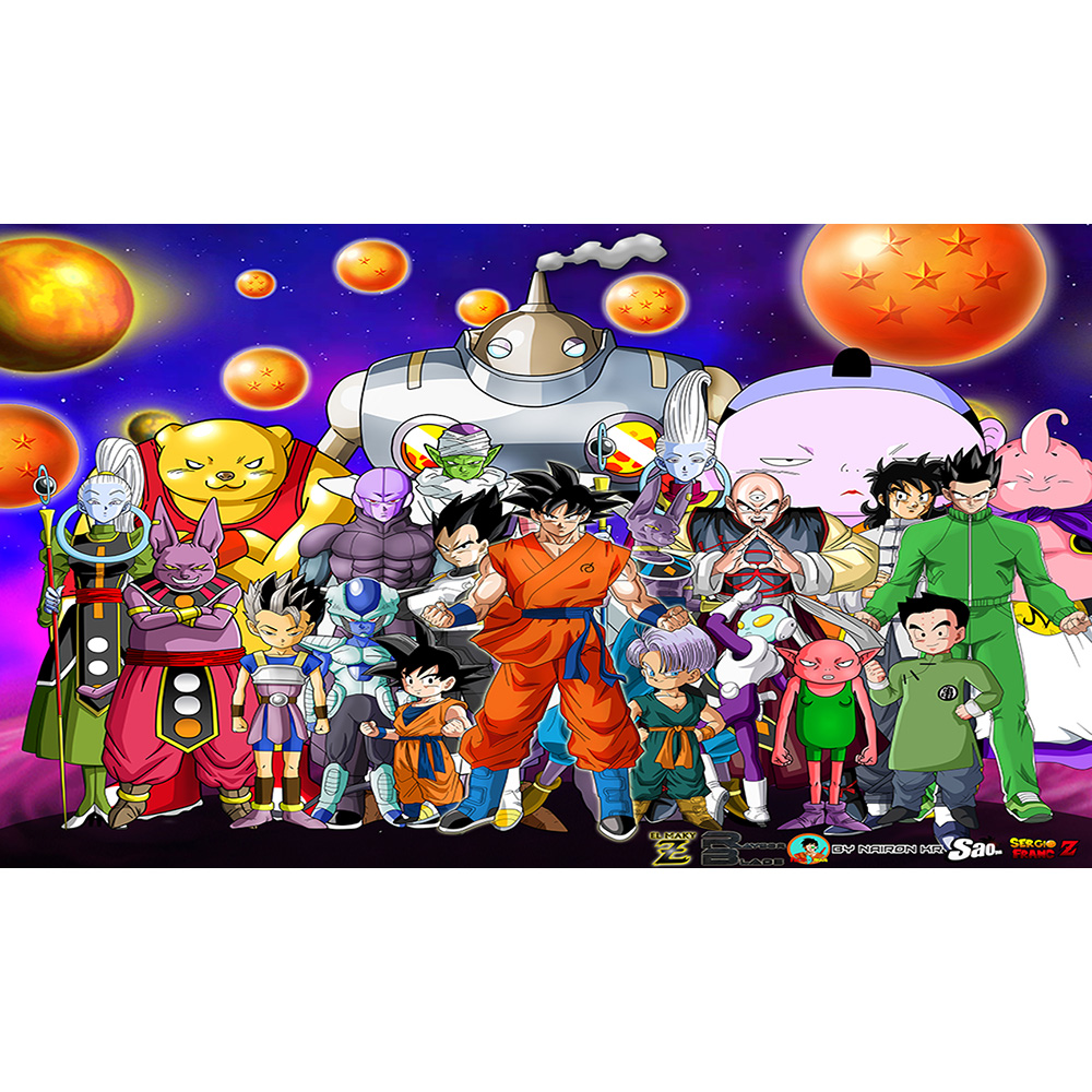 ( Dragon Ball Supers Hero Playmat) Limited Edition 35X60CM Custom Playmat Cards Game Animation Playmat