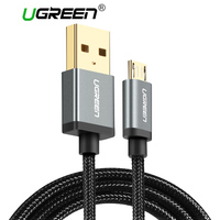 Ugreen Micro USB To USB Cable For Samsung HTC Huawei Fast Charger USB Data Cable For