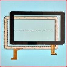 """Nuevo Para 9 """"Akai TAB-9800Q Tablet Capacitiva pantalla táctil digitalizador del Sensor de Cristal de Reemplazo Envío Gratis"""