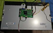 Original new LCD screen MV238QUM  MV238QUM-N20 For  DEL P2415Qb