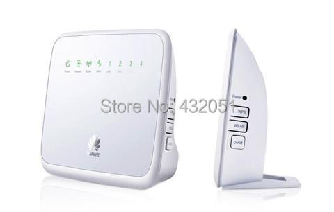 Free shipping HUAWEI Media Router ws325 300m wireless broadband router wifi built-in double aerial