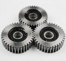 3PCS/LOT  Diameter:47.5mm 36Teeths- Thickness:12mm Electric Vehicle Steel Gear