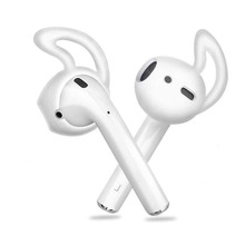 Silicone Cover Earbuds Earphone Case for Apple iphone X 8 7 6 Plus Airpods Earpods