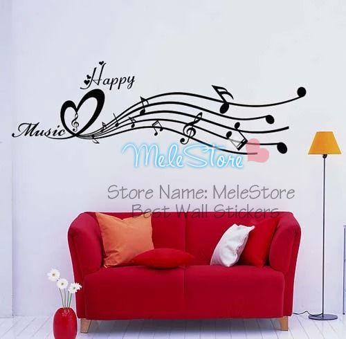 vinilos paredes poster amor etiqueta de la pared de la manera con el corazn en el