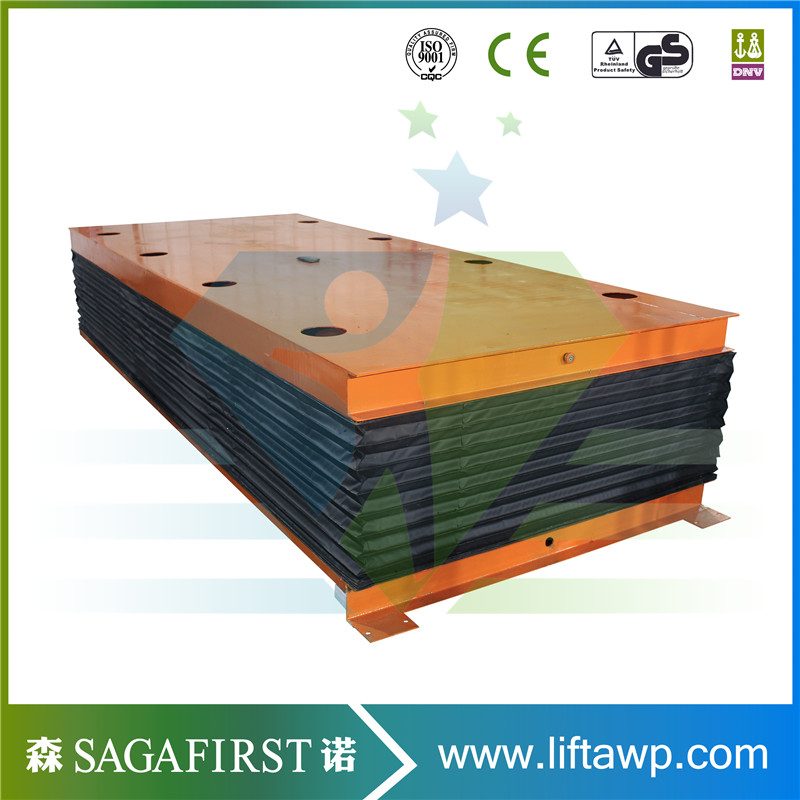 Cheap Cargo Elevator Scissor Lift Table For Heavy Goods Or Furniture