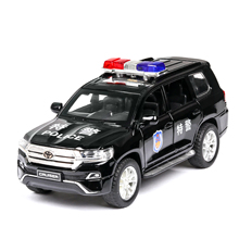 1:32 Toy Car Toyota cruiser Renegad Metal Toy Alloy Car Diecasts & Toy Vehicles Car Model Special police Model Car Toy For Child 1 32 diecasts