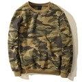 Stus Camuflaje Para Hombre Thrasher Sudaderas Yeezy Antisocial Club Sweat Homme Harajuku Pullover Tops Palacio Sudadera Verde Del Ejército