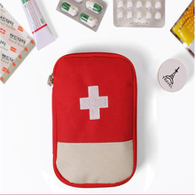 Hot & New Outdoor Camping Home Survival Portable First Aid Kit bag Case