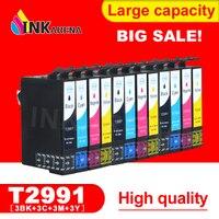 INKARENA T2991 T2992 T2993 T2994 Refill Tinte Patrone Für Epson T29XL 29XL XP245 XP332 XP335 XP342 XP345 XP435 XP432 Drucker