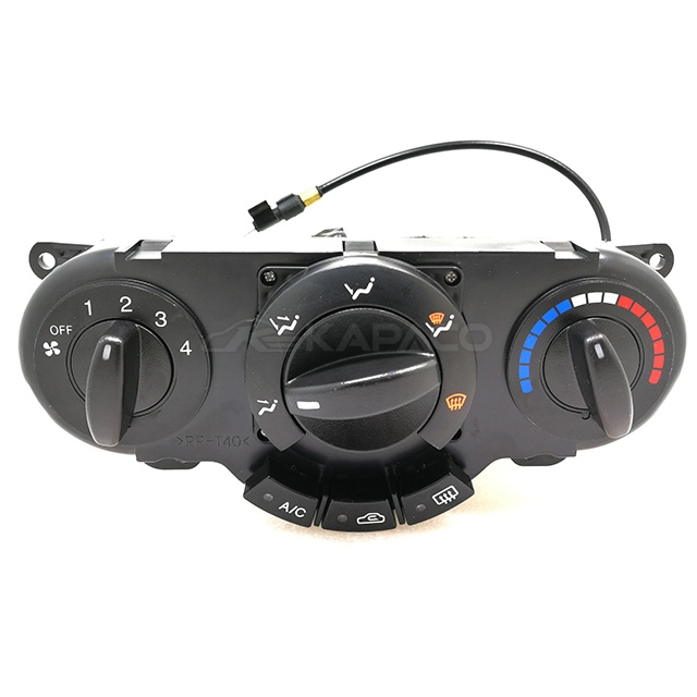 A/c & Heater Controls High Quality Air Ac Heater Panel Climate Control Assy For Buick Excelle Wagon Hrv For Chevrolet Lacetti Optra Nubira 96615408
