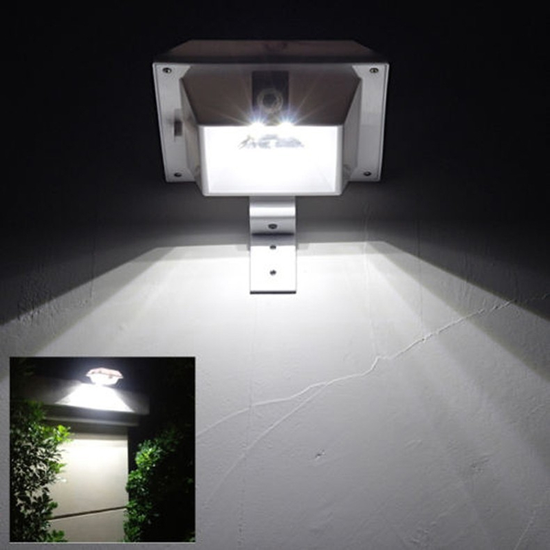 New Pir Motion Sensor 150lm Super Bright Solar Led Outdoor