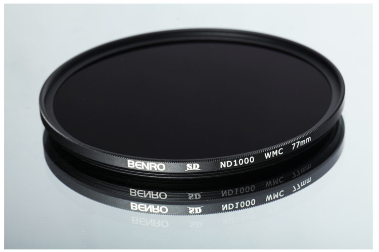 Benro 77mm SD ND1000 WMC Filters 77mm Waterproof Anti-oil Anti-scratch Neutral Density Filters,Free shipping,EU tariff-free benro 82mm pd cpl filter pd cpl hd wmc filters 82mm waterproof anti oil anti scratch circular polarizer filter free shipping