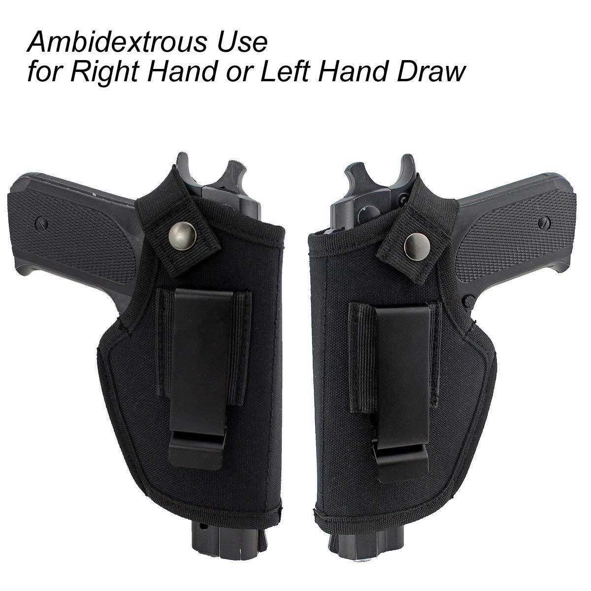 Right or Left Handed Concealed Carry Gun Holster for Glock 17 19 22 23 43 Sig Sauer P226 P229 Ruger Beretta 92 M92 s w Pistols in Holsters from Sports Entertainment