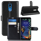 For LG K40 Leather C...
