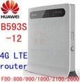 Huawei B593s-12 4G Lte FDD 800/900/1800/2100/2600 Беспроводной WI-FI Маршрутизатор b593 Mobile Broadband PK B593s-22 b890 b310 b315