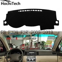 For BYD F3 F3DM F3R 2005 2013 Dashboard Mat Protective Pad Shade Cushion Photophobism Pad Car