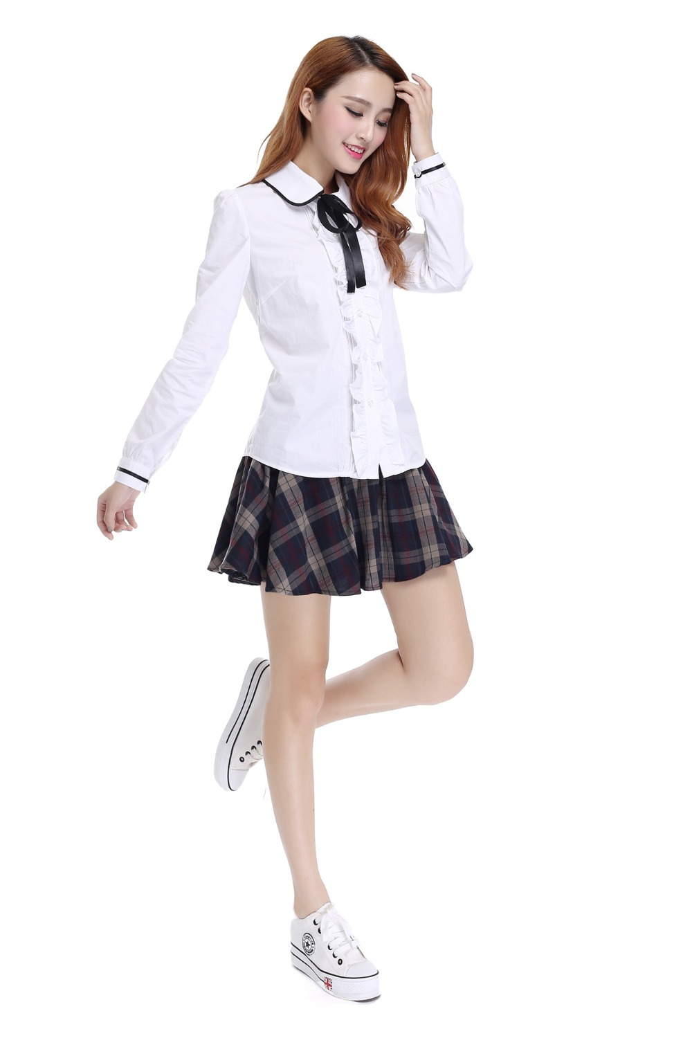 Sexy Plus Size Lingerie XXL Role Play Sex Dress Babydoll School Girl Erotic Costumes Sexy Cosplay Student Lingerie Women