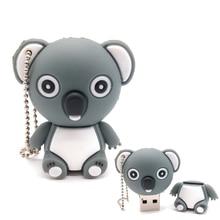 Koala 1u disk pendrive 64gb 32gb 16gb 8gb 4gb memory stick usb flash drive