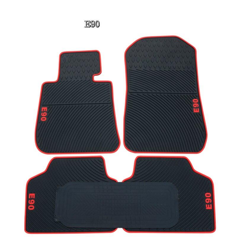 Custom Waterproof Durable Non Slip Carpets Rubber Car Floor Mats for BMW E39 E46 E60 E90 E91 E92 3seires 5 SeriesCustom Waterproof Durable Non Slip Carpets Rubber Car Floor Mats for BMW E39 E46 E60 E90 E91 E92 3seires 5 Series