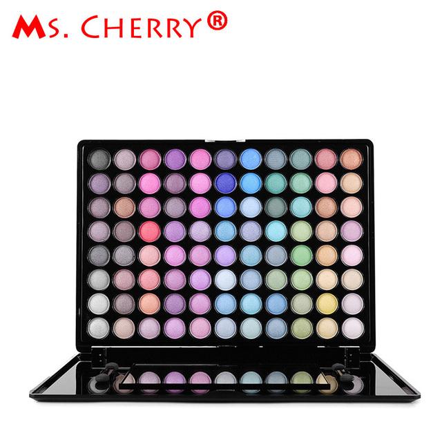 Professional 88 Cores Da Paleta Da Sombra Pérola Fosco Senhora Do Escritório/Estágio de Maquiagem Dos Olhos Paleta de cores Terra Nua Maquiagem ME017