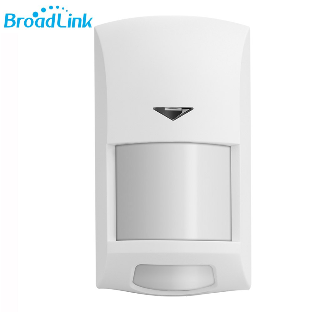 BroadLink Smart Alarm System Anti-theft PIR Wireless Motion Sensor Smart Home Remote Control Automation Module for Home Security wireless vibration break breakage glass sensor detector 433mhz for alarm system