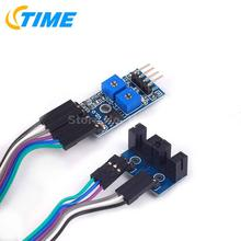 1PCS 2 Channel Speed Detection Sensor Module Counting Module Motor Speed Slot