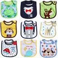 0-3 year baby bibs  waterproof burp cloth necklace saliva towel banadana bibs cotton  for boys girls feeding bibs 1001