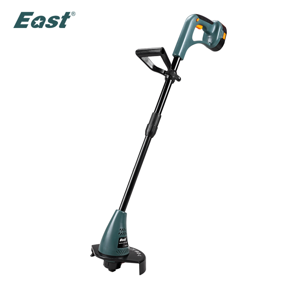 East garden power tools cordless lawn mower 18v ni cd for Lawn and garden tools for sale