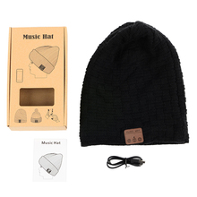Fashion Headphone Beanie