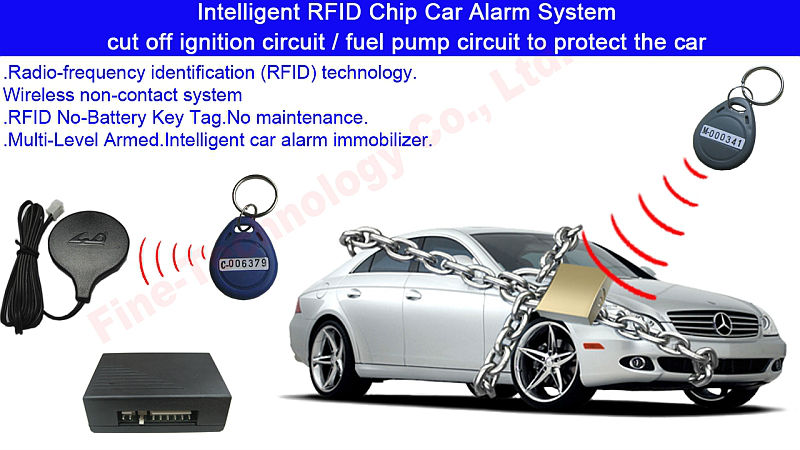 intelligent relay auto arming universal ignition fuel pump circuit