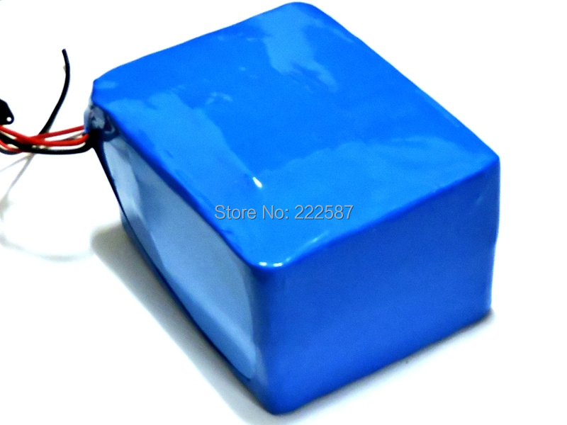 36V 18AH LiFePO4 for 600w motor electric bike battery li-ion lithium battery 1500 times cycle with charger  BMS PVC case