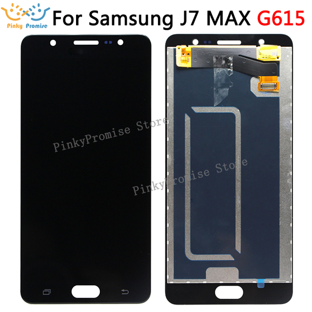 LCD Screen For Samsung J7 MAX Display Touch Panel Digitizer Assembly Repalcement Parts For SAMSUNG G615 lcd display