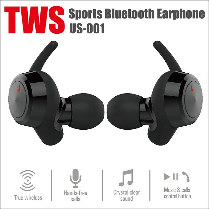 US001 Mini Drahtlose Bluetooth 4,2 Ohrstöpsel Binaural Stereo Earbuds Headset Für TWS Unterstützung HFP/HSP und AVRCP