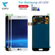 VJIFU J500f LCD Replacement For Samsung Galaxy J5 2015 LCD Display J500F J500FN J500M J500H Touch Screen Digitizer Display