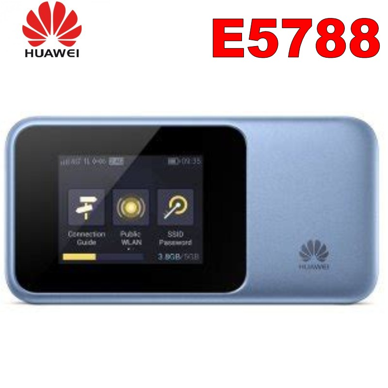 Huawei E5788 E5788U-96A Cat16 Gigabit Pocket 4G 5G LTE Mobile WiFi Router , image